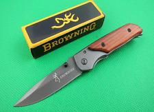"Browning 332 small pocket Knife Folding Knives  "" Australian stock"""