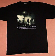 THE EXORCIST Official Warner Bros. Movie Promotional T-Shirt Linda Blair