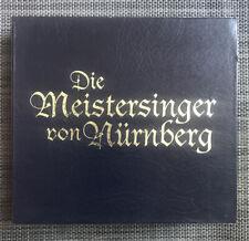 Wagner: Die Meistersinger von Nrnberg [1995 Live Recording] (CD, Mar-1997, 4 Di