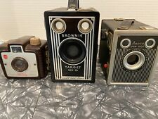 Brownie, Ansco VINTAGE Cameras Lot of 3