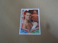 Carte catch Slam Attax Mayen 2010 Rouge - David Hart Smith