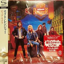 NIGHT RANGER - BIG LIFE -  Japan Jewel Case SHM - CD - UICY-25635