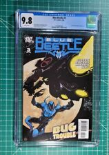 Blue Beetle #3 (2006) CGC 9.8 1st New Peacemaker Suicide Squad Cena HBOMax ⚡SALE