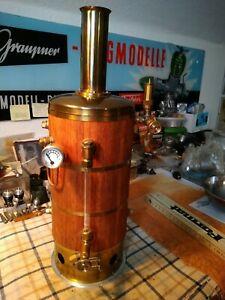 Dampfmaschinenkessel