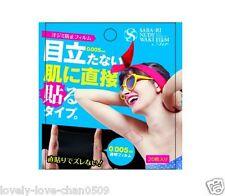 Sara-ri nudy waki film air 20pcs underarms sweat stain stop From Japan
