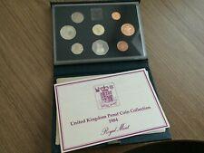 UK Coin Sets (1984)