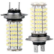 LAMPADA LAMPADINA LUCI H7 120 LED SMD BIANCO PER AUTO C9L3