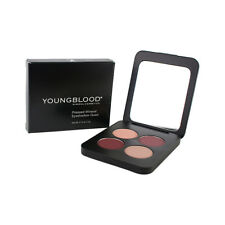 Youngblood Pressed Mineral Eyeshadow Quad - Vintage 4g Eye Color