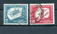 DDR Nr. 280 - 281 gest. Wintersport (#60236)