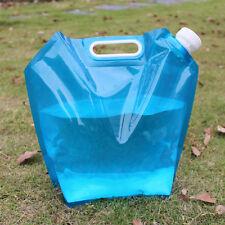 5L Sac d'eau Potable Conteneur Baril Transport Camping Randonnée Pique-nique