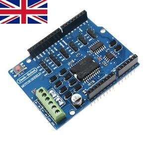 2A H-Bridge 2 way For Arduino UNO 2560 R3 DC Motor Driver Module L298P Shield AS