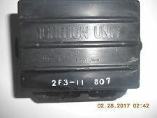 78-80 Yamaha XS750 Igniter / CDI NEW OEM 2F3-82305-11-00 Brain Box XS 750 1979
