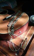 Vintage Boho Hippie Handmade Wood/String/Beads/Belt Rare! Hello Woodstock. Read!