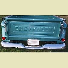 Chevrolet Chevy Stepside Pickup Truck Tailgate With Raised Letter 1954-1972