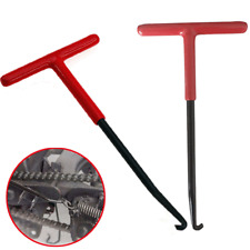 2pcs Motorcycle Pit Dirt Bike Atv Exhaust Spring Hook Tool Puller T-Handle Style
