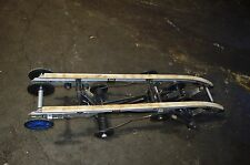 #856 1998 Polaris rmk 700   skid suspension 136'