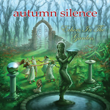 Autumn Silence-echoes in the Garden (NEW * us prog/power metal * C. Glory * F. Warning