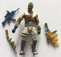 "Fortnite Bandolier Jazwares 4"" Action Figure Epic EXTRAS"