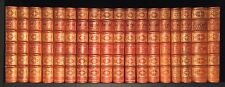 Diary of Samuel Pepys Complete 18 Volumes #108/500 Limited Edition 1899 Leather