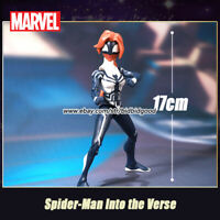 Marvel Spider Woman Spiderman into the Verse Comic Heroes 7in Action Figure Toys