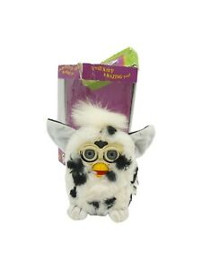 DOES NOT TALK Tiger Electronic Furby 70-800 White Black 1999