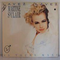 """Martine St-Clair – Lavez Lavez (Vinyl, 12"""", Maxi 33 Tours)"""