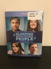 Sleeping With Other People Blu Ray - Brand New - Sealed With Slipcover!