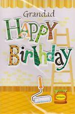 Grandad Happy Birthday Greeting Card