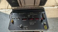 Siemens Allis Pts 3 Portable Circuit Breaker Test Set Pts3 Complete With Leads
