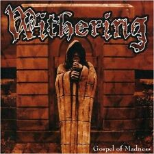 WITHERING - Gospel Of Madness CD