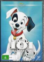 101 DALMATIONS - DISNEY - 2 DISC SET - NEW & SEALED REGION 4 DVD FREE LOCAL POST