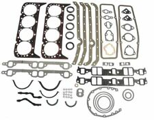 SBC Chevy Engine Pro Full Gasket Set Kit 1955-79 283 302 307 327 350 5.7L 2 PC
