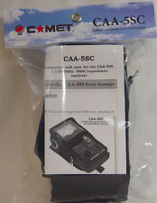 COMET CAA-5SC Soft Case for CAA-500 or CAA-500 Mark II Analyzer