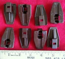 8 Kenlin Rite-Trak Dresser Drawer Replacement Stop Guide Glide Case Runners