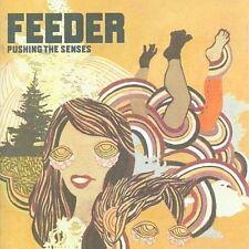 Feeder Pushing The Senses CD 12 Track With OBI Japanese Echo 2005