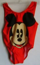 Disney Mickey Mouse Baby One Pce Bathing Suite 24 Month Old Used