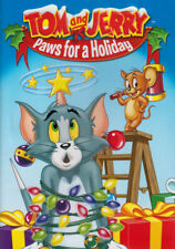 TOM AND JERRY - PAWS FOR A HOLIDAY (DVD)