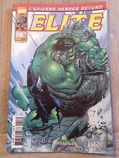comics Marvel Elite n°16