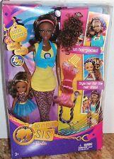Barbie So In Style Locks Of Looks Kianna And Kara Dolls/New/NRFB/P6913/Age 3+