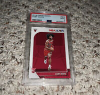2019 Panini Hoops Coby White ROOKIE RC #204 PSA 9 MINT