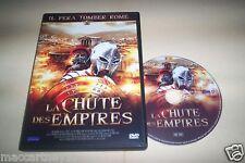 DVD LA CHUTE DES EMPIRES IL FERA TOMBER ROME GRAND PEPLUM