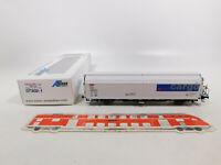 CO839-0,5# Adam H0/DC 07302-1 Schiebewandwagen Cargo Hbbills SBB NEM KKK, sg+OVP