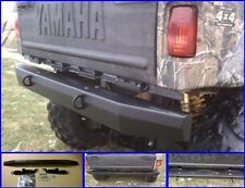 Yamaha Rhino Rear Bumper 450 660 700 Heavy Duty