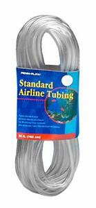 Penn Plax Airline Tubing for Aquariums –Clear and Flexible Resists Kinking 25...
