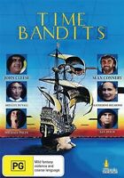 Time Bandits (DVD, 1981) Michael Palin, John Cleese, Sean Connery, Ian Holm t131