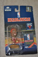 NBA STARTING LINEUPS HEADLINERS CHICAGO BULLS DENNIS RODMAN CORINTHIAN RED HAIR
