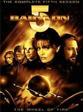 Babylon 5 - Season 5 Fifth Five [DVD Box Set] NEW/SEALED