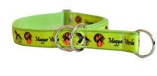"""Designer Magyar Vizsla  Dog Collar 25mm / 1"""""""
