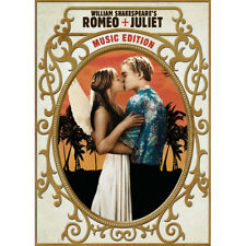 ROMEO & JULIET - BRAND NEW & SEALED R4 DVD (LEONARDO DICAPRIO, CLAIRE DANES)