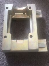 Go Kart - OTK Inclined MG Engine Mount 92 x 30mm - **Drilled to Suit Rotax***